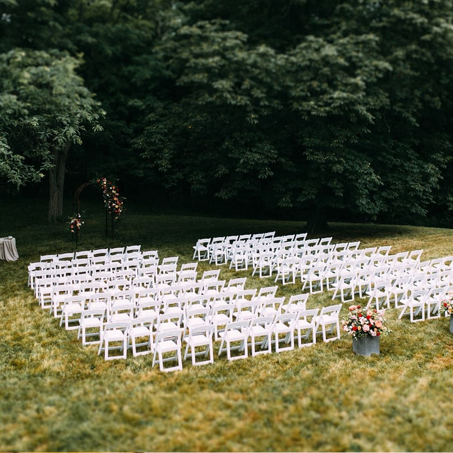 Willowbank Ceremony Chairs