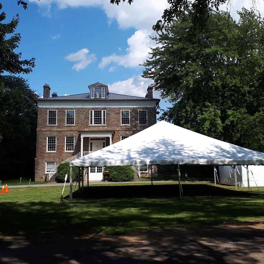 Willowbank Event Tent